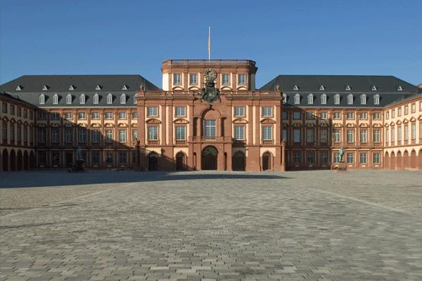 Mannheim - Schloß