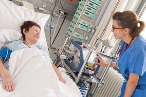 Heidelberg Wachstation für Patienten mit schwerer Herzschwäche