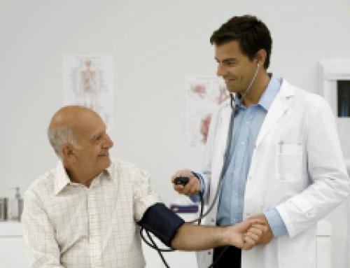 Schlaganfall-Hilfe bietet Unterstützung für das Arzt-Gespräch