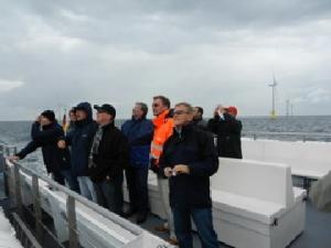 Aufsichtsrat Stadtwerke Sinsheim Offshore Windpark