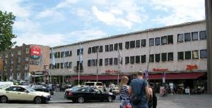 Heidelberg Bahnhof Ostflügel