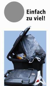 Heidelberg Einfach zu viel Müllaktion