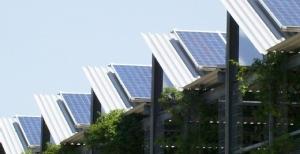 Photovoltaik auf Dach-Anlage