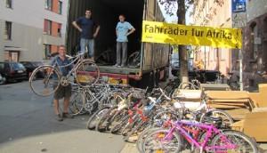 Heidelberg Fahrräder Ruanda