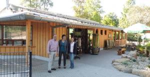 Landau Zoo Eingang