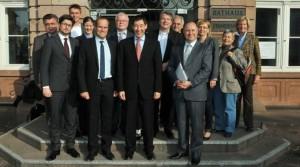 Heidelberg Gespräche zu Stadtentwicklungsprojekten