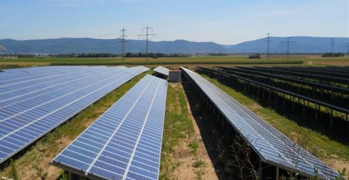 Heidelberg Solarpark Engelhorn