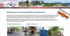 Heppenheim Meldeplattform Radverkehr