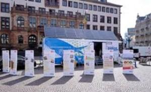 Infobus Umweltministerium Hessen