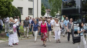 Heidelberger Bürger besuchen US-Liegenschaften