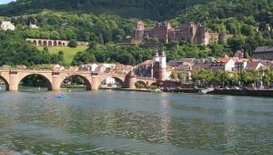 Heidelberg Schlossblick