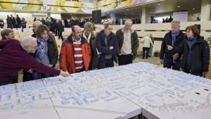 Bürger beraten über die Zukunft der Südstadt