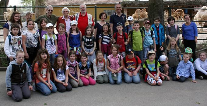 Zooschule Heidelberg Bildungstag