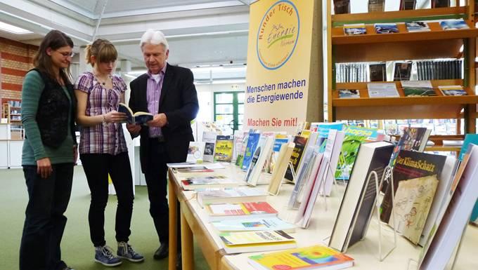 Weinheim Büchertisch
