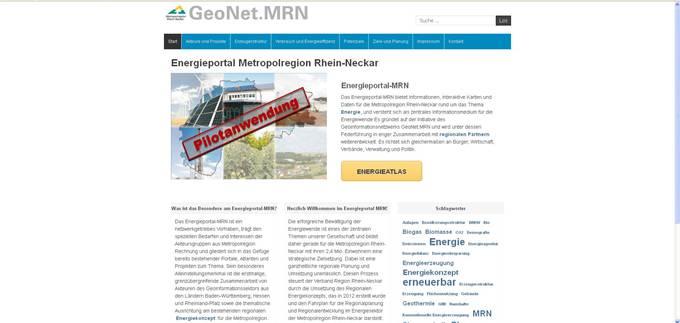 Energieportal MRN
