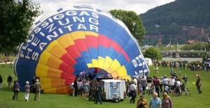 Heissluftballon Heidelberg