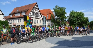 Radausfahrt Sinsheim