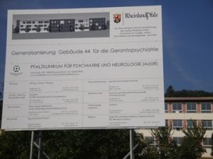 Kilngenmünster Pfalzklinikum