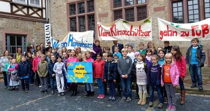 Heppenheim Aktionswoche Klimaschutz