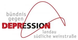 Logo Bündnis gegen Depression Landau - Südliche Weinstraße