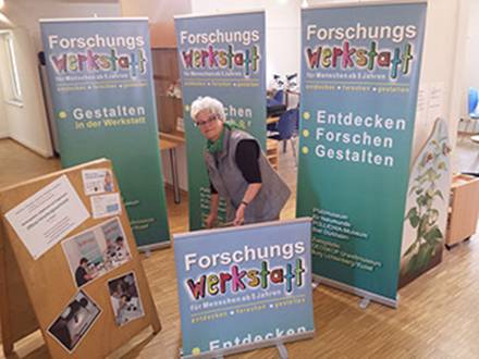 Pfalzmuseum Forschungswerkstatt