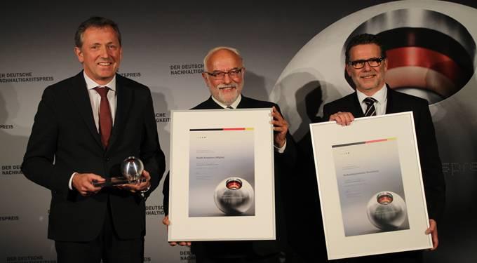 Deutscher Nachhaltigkeitspreis 2013
