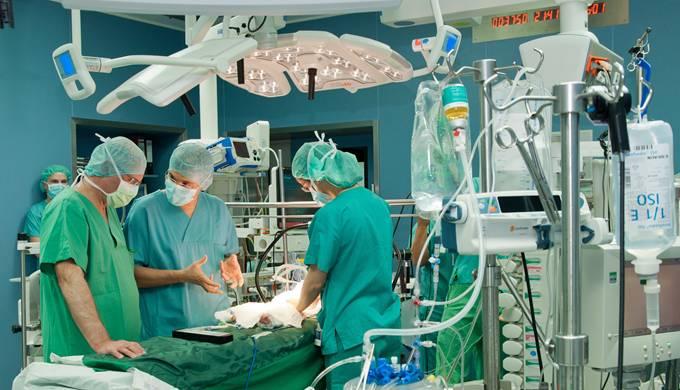 OP Kinderherzchirurgie Heidelberg