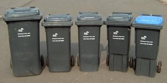 Kostensenkung Müllgebühren
