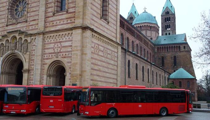 Speyer Stadtbusse