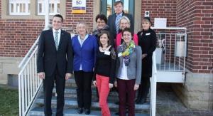 BZG Wiesloch Besuch Theresia Bauer