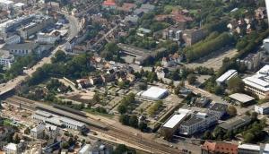 Weinheim Luftbild