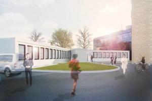 Mannheim Gebäudeansicht