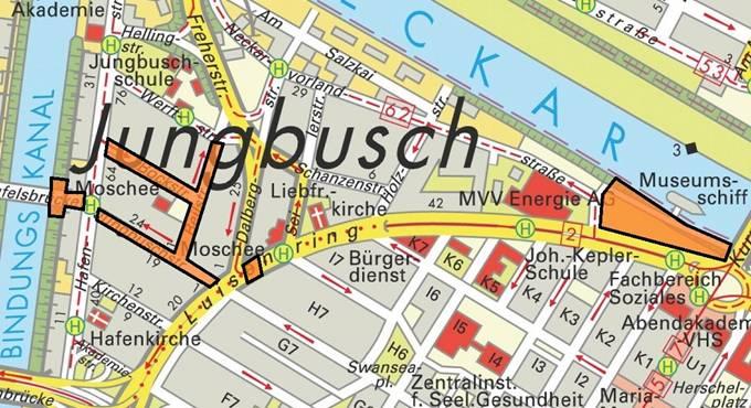 Mannheim Jungbusch