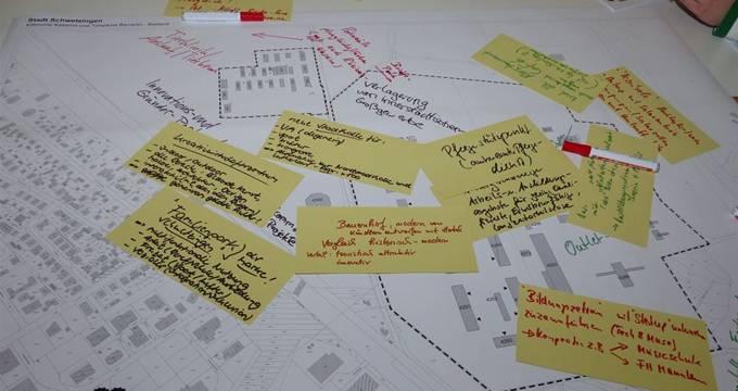 Schwetzingen Workshop Konversion