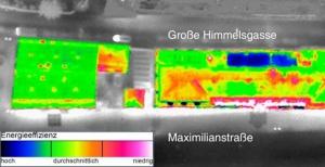 Speyer Thermografie Stadthaus