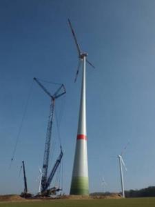 Windpark Kirf