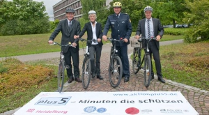Heidelberg Fahrradkampagne
