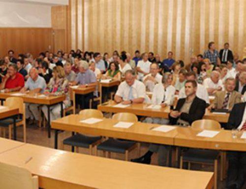 Mannheim: Hochkarätige ärztliche Fortbildung am TKH