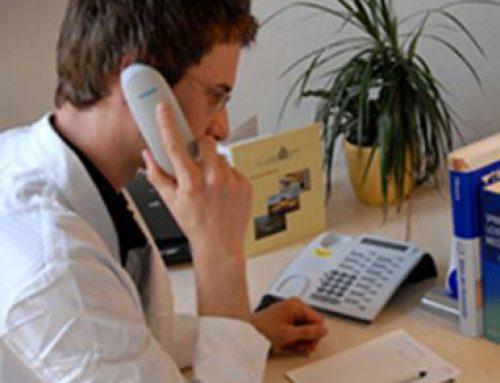 Mannheim: Ärzte der Universitätsmedizin greifen beim Crohn & Colitis-Tag zum Hörer