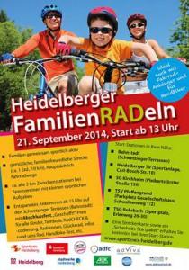 Heidelberg Familienradeln