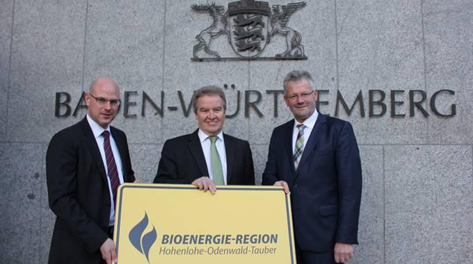 Bioenergie -Region H-O-T