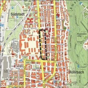 Heidelberg Bebauungsplan MTV Ost-Süd