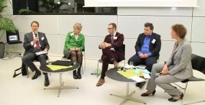 Mannheim Dialog Podium