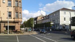 Schwetzingen Carl-Theodor-Straße / Nadlerstraße