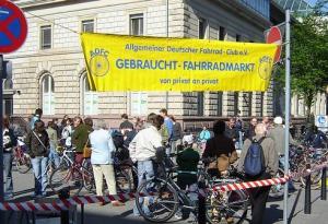 43. Mannheimer Gebrauchtradmarkt @ Mannheim, Biotopia-Fahrradstation am Hauptbahnhof   Mannheim   Baden-Württemberg   Deutschland