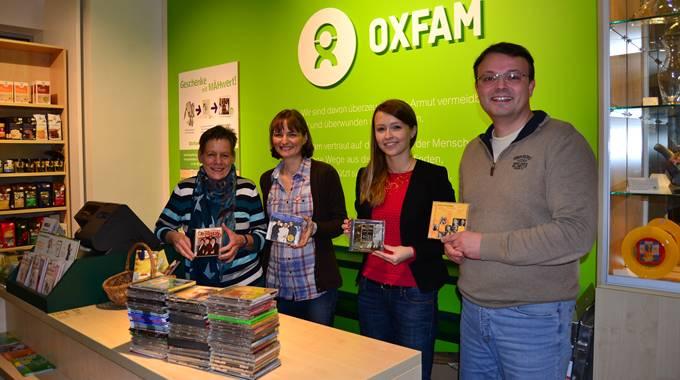 Mannheim CD-Sammelaktion