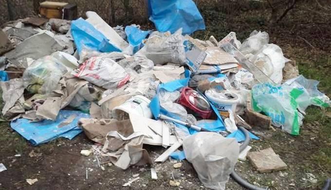 Neustadt wilde Müllkippe