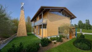 Öko-Designhaus Alpenchic