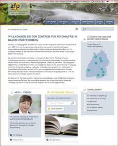 Website ZfP
