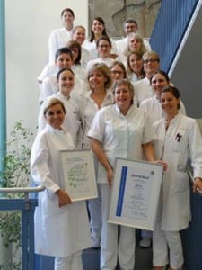 Rezertifizierung Brustzentrum Weinheim